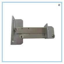 Suporte de porta, montado, liga de alumínio 6063-T6, extrusão de Al