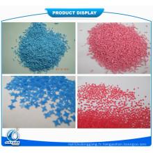 Blue Speckles pour la lessive en poudre