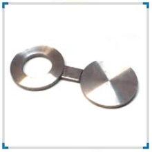 Flange de aço inoxidável, flange do espetáculo Ss304, flange Ss316