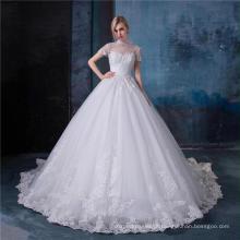 Vestido de noiva de manga comprida vestidos de noiva HA607A