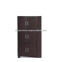 Wooden File Cabinet with door, Book Shelf, locker