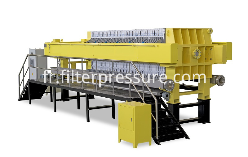 Coal Washing Chamber Membrane Filter Press