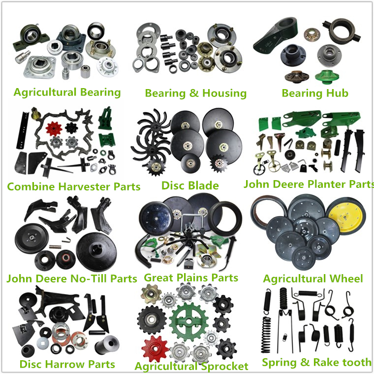 agricultural machinery parts