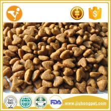 Alimentos para animais de estimação com alimentos para animais de estimação Alimento para animais de estimação orgânicos Alimento em seco em forma de coração em massa