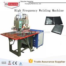 Automatische Teppiche Hochfrequenz Schweißmaschine PVC Hochfrequenz Schweißmaschine