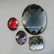 China Best Biggest Crystal Glass Resin Stone Bead Manufacturer Factory