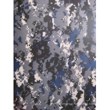 Fy-DC04 Digital Camouflage Printing 600d Oxford Polyester Fabric