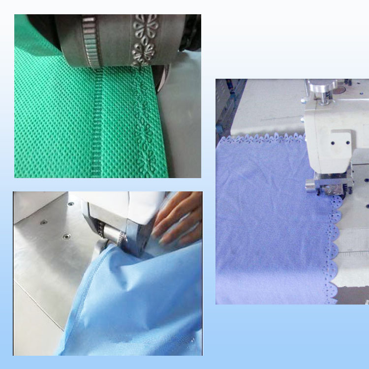 Ultrasonic Synthetic Fabric Edge Sealing Machine