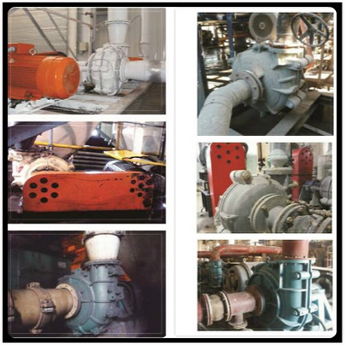 Tin Mining Slurry Pumps
