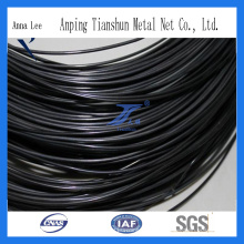 Alambre suave recocido negro del metal de la buena calidad de la venta caliente 2.5mm