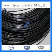 Heißer Verkauf Gute Qualität 2,5mm Schwarz Geglänztem Metall Weichen Draht