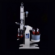 Biology physics lab distillation apparatus