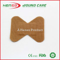 HENSO Disposable Fabric Adhesive Butterfly Wound Plasters