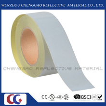5cm*45.7m High Quality Road Sign Self Adhesive Reflective Tape (C1300-OW)