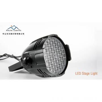 Preço de fábrica levou luz par fundição de Alumínio 60 w 80 w 120 w 150 w 180 w RGBW cabeça móvel levou par pode luz