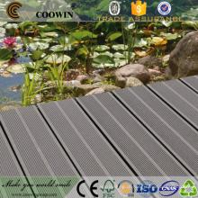 China Decking plástico de madeira composto do composto WPC do revestimento de madeira composto