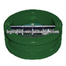 Twin disc CF8M check valve