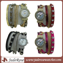 Vente chaude en 2014 Quartz Fashion Lady Watch