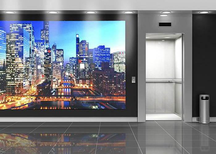 Indoor Fixed LED Wall