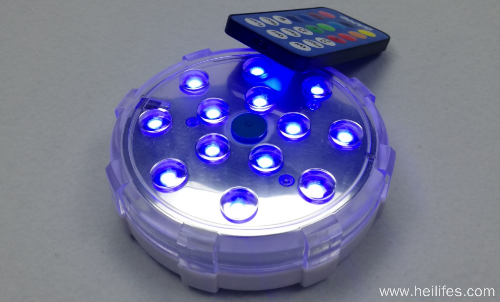 Colourful LED Water Toys