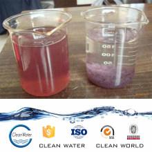 polímero catiônico químico da remoção da cor polímero para a descoloração polímero catiônico químico da remoção da cor da descoloração para a descoloração