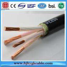 Cable eléctrico de bajo voltaje 0.6 / 1kV 4CX240mm2 CU / XLPE / SWA / PVC