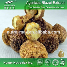 Top Quality Agaricus Blazei Murill Extract Polysaccharides 10%~50%