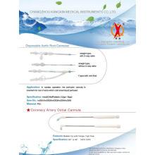 Antegrade Perfusion für die Herzchirurgie