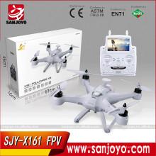 Venta caliente mini drone con cámara hd 2.4G WIFI avión 4CH 6-axis gyro rc quadcopter