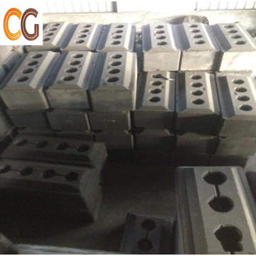 Customized Pre-baked Carbon Anode Scraps