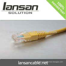UTP cat6 Cable Jumper RJ45, UL list