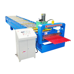 Automatic Rolling Shutter Door Forming Machine
