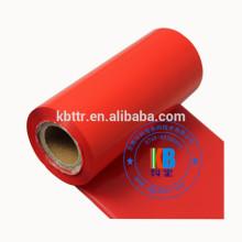 Segurança segurança pvc Fita de impressão de etiquetas de vinil cor impressora de resina