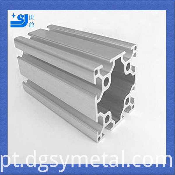 aluminum profile extrusion
