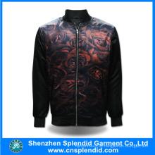China Kleidung Großhandel Beliebte Fleece Jacke mit hoher Qualität