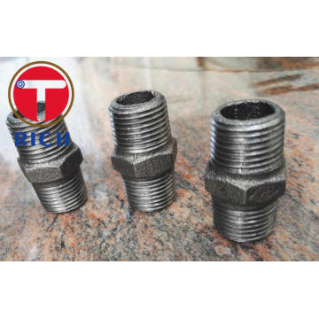Forged Steel Pipe Fitting 3000Lb Hexagonal Nipple