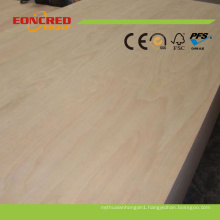1220*2440mm Good Quality 3mm Flexible Plywood