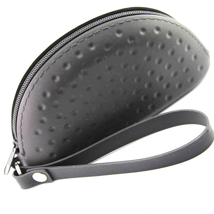 Lady style and fashionable silicone coin bags
