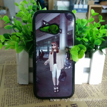 China Professional Supplier for China Phone Case,Phone Covers,Waterproof Phone Case,Personalize Phone Case Exporters HTC series heat transfer blank protective phone cases supply to Spain Suppliers