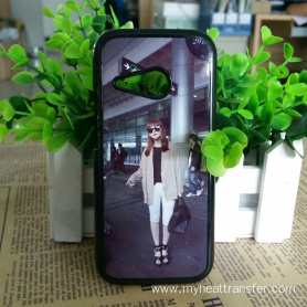 HTC series heat transfer blank protective phone cases