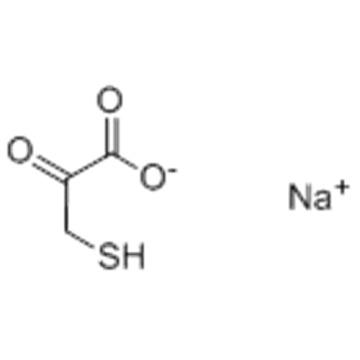 MERCAPTOPYRUVIC ACID SODIUM SALT CAS 10255-67-1