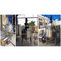 Flüssiger Mischbehälter der Industrie, Mischbehälter mit Rührer, Farbmischbehälter