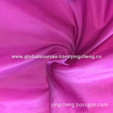 400T Nylon Taffeta Fabric, Oil Cure for Down-proof