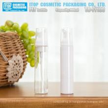 TB-FY série 60ml 80ml 100ml boa qualidade cor personalizável magro e alto popular e clássica redonda de estimação espumador garrafa