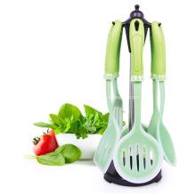Utensílios de cozinha de silicone conjunto utensílio de cozinha