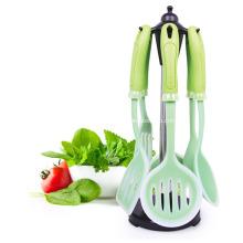 Utensilios de cocina de silicona conjunto de utensilios de cocina