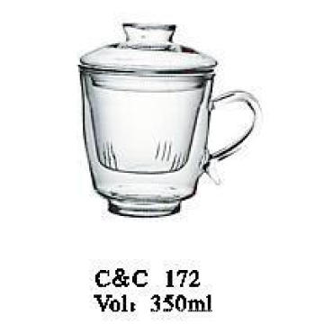 New Design Juice Round Bottom Glass Cup, Wholesale Cheap Glass Cup for Drinking Water/Juice/Beer/Whisky