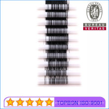 Featured Products Black Color Straight Plastic Pipe Hair Extension with Knots