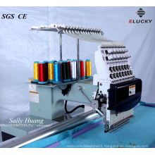 Larger one head cap Embrocidery machine/industrial embroidery machine/Flat embroidery machine