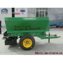Tractor Trailed Pto Driven Farm Esparcidor de fertilizante en venta